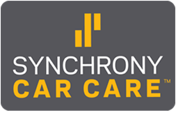 Synchrony Car Care Accepted Here
