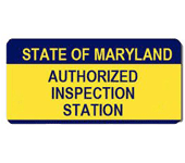State Inspections Maryland